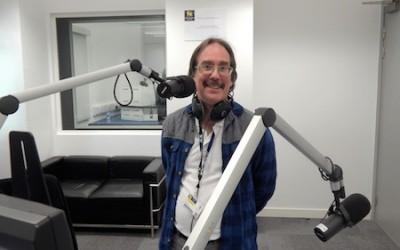 April 10th – Radio Interview